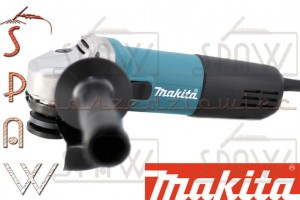Makita 9558HNRG 840 W 125mm Szlifierka kątowa