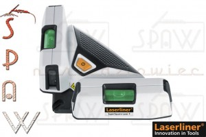 Laserliner SuperSquare-Laser 4 - niwelator liniowy 90°