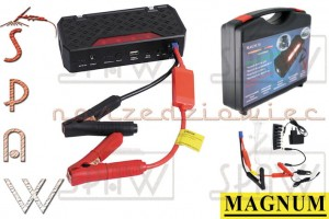 Magnum G06 - Rozruch, Booster, Powerbank 16500mAh