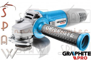 Graphite PRO 59GP001 720W 125mm Szlifierka kątowa
