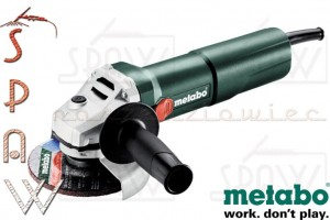 Metabo W1100-125 1100W 125mm Szlifierka kątowa