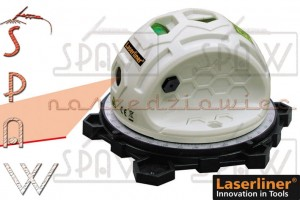 Laserliner Superline 2D - niwelator liniowy
