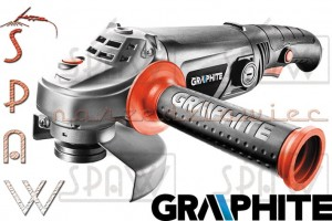 Graphite 59G098 1200W 125mm Szlifierka kątowa